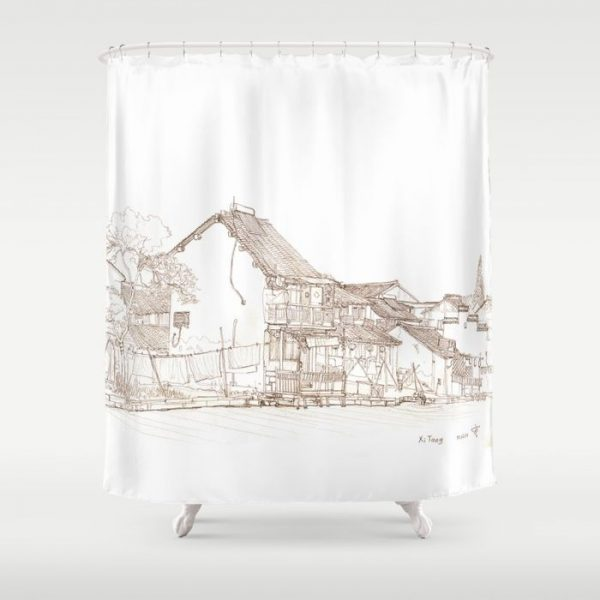 xitangchinariver-village321890-shower-curtains1